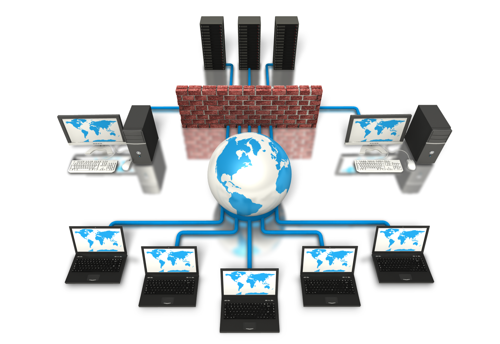 computer network Network analysts cannot simply rely on existing solutions when troubleshooting problems network managers need to be open to an expanded partnership with the security group.